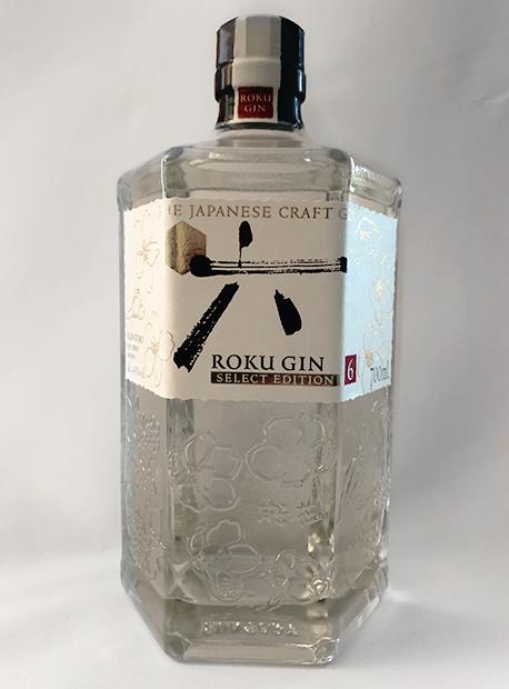 Roku Japanese Dry Gin