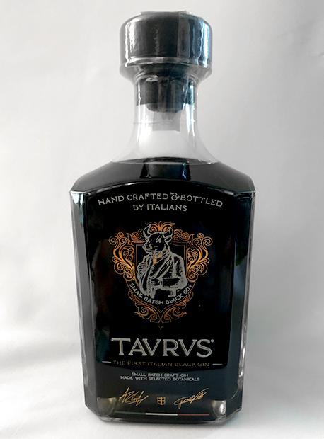 Taurus Italian Black Gin