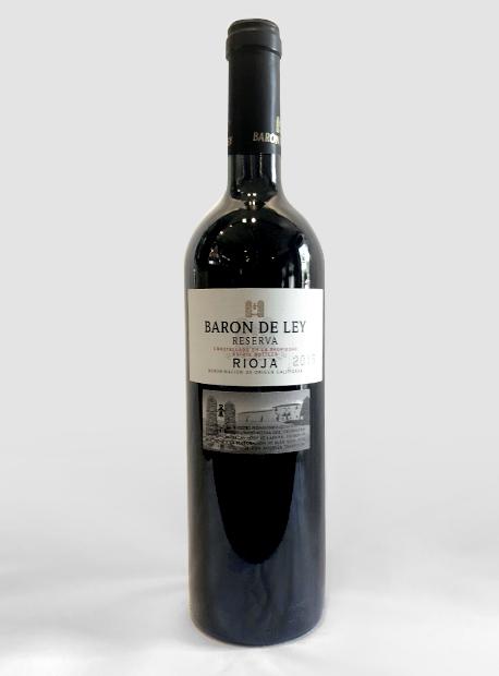 Baron De Ley Rioja Reserva 2015