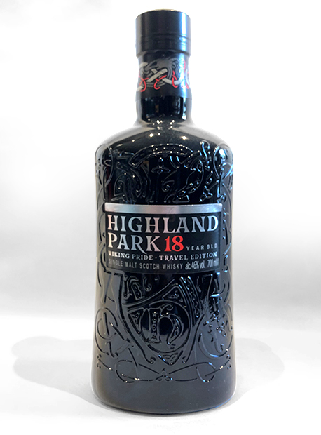 "Highland Park 18YO Single Malt (Orkney) ""Viking Pride"""