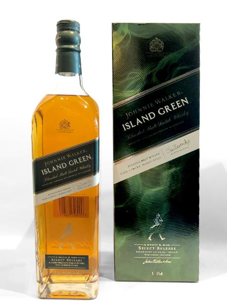Johnnie Walker Island Green Blended Malt Scotch Whisky