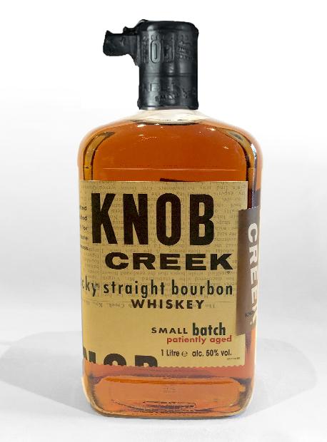 Knob Creek – Small Batch – Kentucky Straight Bourbon Whiskey