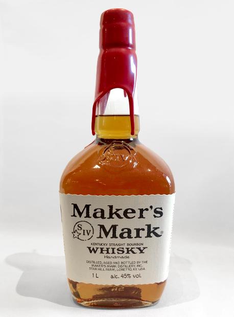 Maker's Mark KENTUCKY STRAIGHT BOURBON WHISKY – Red Top