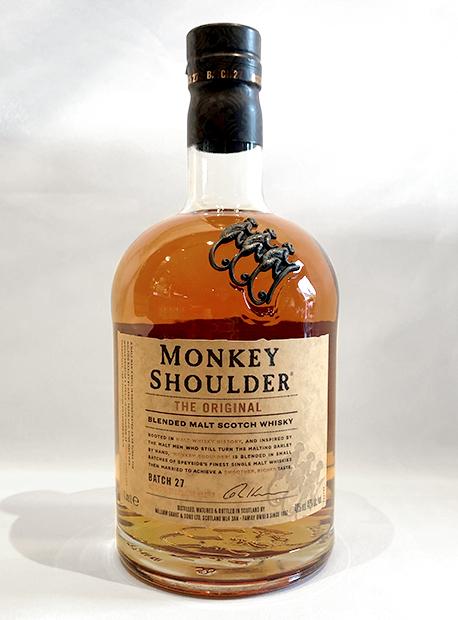"""Monkey Shoulder """"The Original"""" Blended Malt Scotch Whisky"""