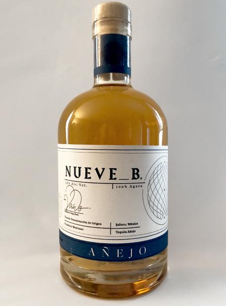 Nueve_B. #2 Tequila Anejo