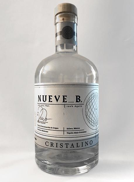 Nueve_B. #3 Tequila Cristalino