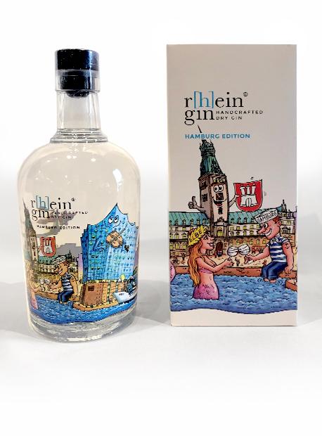 """Rhein Gin """"Hamburg Edition"""" By Tilly"""