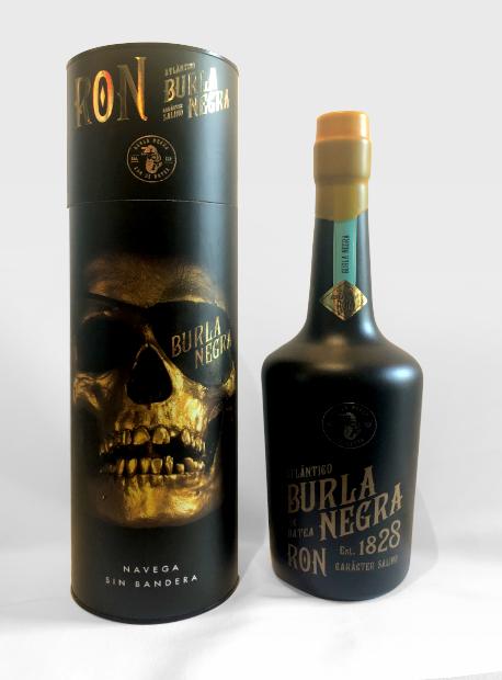 Burla Negra Ron Atlantico De Galicia